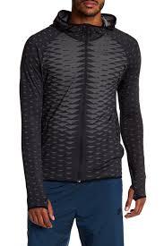 nike zip up hoodie. image of nike dri-fit long sleeve zip up hoodie