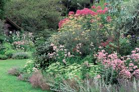 Landscape Pre Planned Garden Designs Gorgeous Garden Border Design Ideas For Any Yard In The West