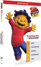 Sid The Science Kid Encyclopedia Of