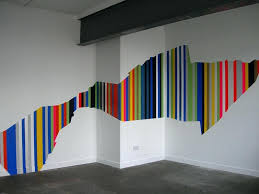 how to paint stripes on walls best wall painting ideas stripes in stylish home decoration ideas