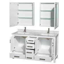60 inch bathroom vanity double sink. Bathroom Vanity Neoteric 58 Sheffield 60 Inch Double Sink White Bold Ideas A