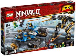 LEGO - Le Tout-Terrain des Kampfs Ninjago Bauspiele 71699 Mehrfarbig: Amazon.de:  Spielzeug