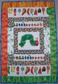 Hungry Caterpillar Crib Quilt Kit & Very Hungry Caterpillar Crib Quilt Kit Adamdwight.com