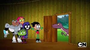 Open door policy history China File History Slideshare Video Teen Titans Go S03e42 Open Door Policy Part The End