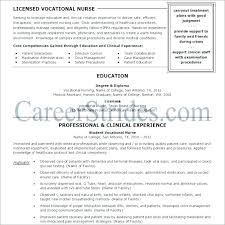 Resume Examples For Lpn Resume Example Example Resume For New Lpn ...