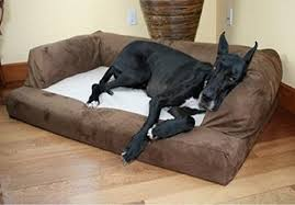 Dog Bed Orthopedic Foam Sofa Couch Extra Size Great Dane