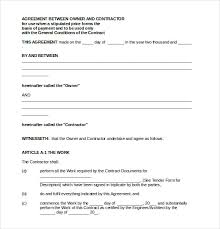 Contract Between Two Companies Template Magdalene Project Org