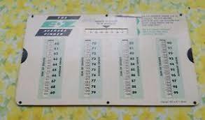 School Grade Chart Details About Vtg The Ez Average Finder Slide Chart Perrygraf 1962 Teachers Grade Home School