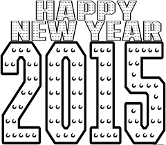 Small Picture New Years Coloring Pages coloringsuitecom