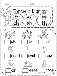 This is a colour worksheet. 1st Grade Worksheets Phonics Reading Comprehension Liveonairbk
