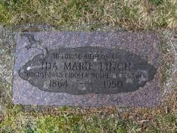 Ida Marie Robbins Finch (1864-1950) - Find A Grave Memorial