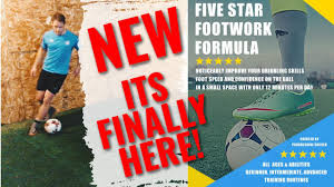 Five Star Footwork Formula (NEW Soccer Training Program for players of all  ages & abilities) - YouTube
