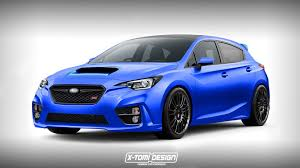 2018 Subaru WRX STI Hatchback, Wagon | Best Car Reviews | Dream ...
