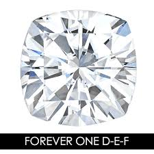 Facets Def 9 5mm 4 2 Carat 82 Facets Cushion Moissanites Loose Gemstone
