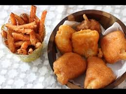 no beer batter fish and chips