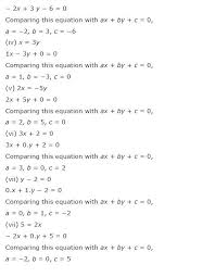 ncert solutions for class 9th maths chapter 4 linear equations in two variables