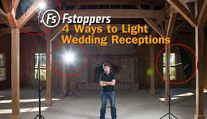 outdoor wedding photography lighting techniques. fstoppers tutorial: how to light wedding reception venues for photography - youtube outdoor lighting techniques n
