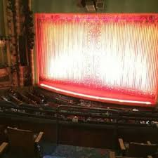 Amsterdam Theatre Nyc Seating Chart New Amsterdam Theatre Seating Chart Aladdin Seating Guide