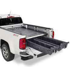 Chevy Colorado DECKED Truck Bed Storage System