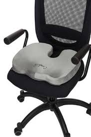 desk chair cushion. Exellent Cushion Memory Foam Office Chair And Car Seat Cushion For Back Pain Sciatica  Relief By ComfiLife Throughout Desk S