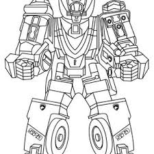 Small Picture How to Draw Power Rangers SPD Coloring Page Color Luna