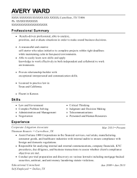 Assistant District Attorney Sample Resume Unique Best Assistant District Attorney Resumes ResumeHelp
