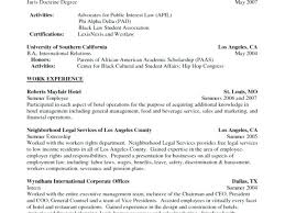 Resume Interest Examples Examples Skills And Interest Resume