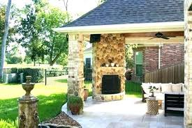 outside patio fireplace covered patio with fireplace outside fireplace ideas covered patio with fireplace photo 3 outside patio fireplace
