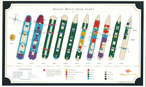 disney magic deck plan handout
