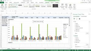How To Customize Your Excel Pivot Chart And Axis Titles