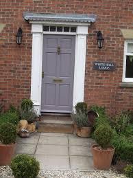 Rachel Wykes Milliner Front Door New Colour - Farrow and ball exterior colours