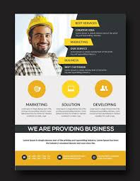 Services Flyer 13 Beautiful Plumber Flyers Word Psd Ai Free Premium Templates