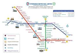 Metro Price Chart In Hyderabad Hyderabad Metro Information Tenders Routes And Project