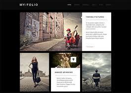 36 Stunning Html Website Templates For Photographers Bashooka