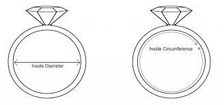 Alphabet Ring Size Chart Ring Size Guide Kashka London