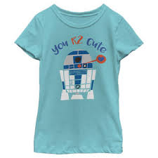 Related items check out our star wars gift Star Wars Valentine S Day R2 D2 Too Cute Girls Graphic T Shirt