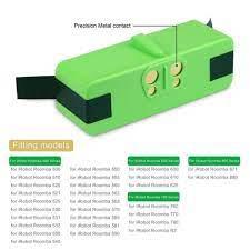 iRobot Roomba Serisi Uyumlu 14.4v 4400mAH Li-ion Batarya