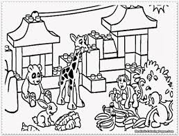 Small Picture Trend Zoo Animals Coloring Pages Cool Coloring 2922 Unknown
