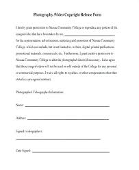 Testimonial Release Form Template