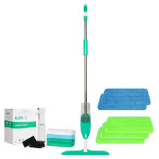 Koh® | Eco-Certified Home <b>Cleaning</b> System