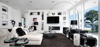 black white living room decor ideas