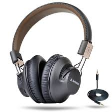 sony tv ears. amazon.com: avantree 40 hr wireless bluetooth 4.1 over-the-ear foldable headphones / headset with mic, aptx low latency fast audio for tv, pc gaming, sony tv ears