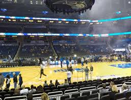 Amway Center Section 115 Seat Views Seatgeek