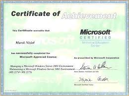 Free Office Certificate Templates Joeperullo Com