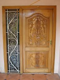 Tamil Nadu Front Double Door Designs Pin By Art Zoom On Doors Wooden Door Design Front Door