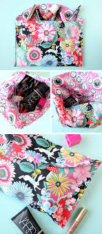 i d love for you to pin it for later this 20 minute makeup bag sewing tutorial