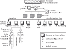 Cisa Org Chart Cisa Certified Information Systems Auditor Study