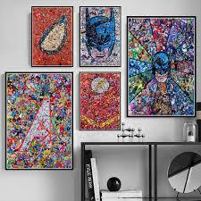 Art Painting 22 <b>Marvel Collage Avengers</b> Endgame Movie Iron Man ...