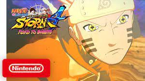 NARUTO SHIPPUDEN: Ultimate Ninja STORM 4 ROAD TO BORUTO – Launch Trailer -  Nintendo Switch - YouTube
