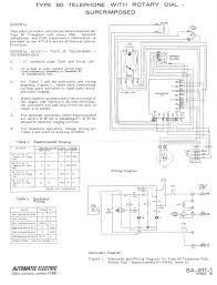 telephone technical references Western Electric 554 Wiring Diagram for key system use western electric 554 wiring diagram